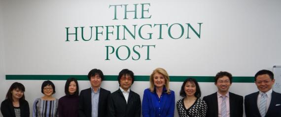 HUFFINGTON POST JAPN