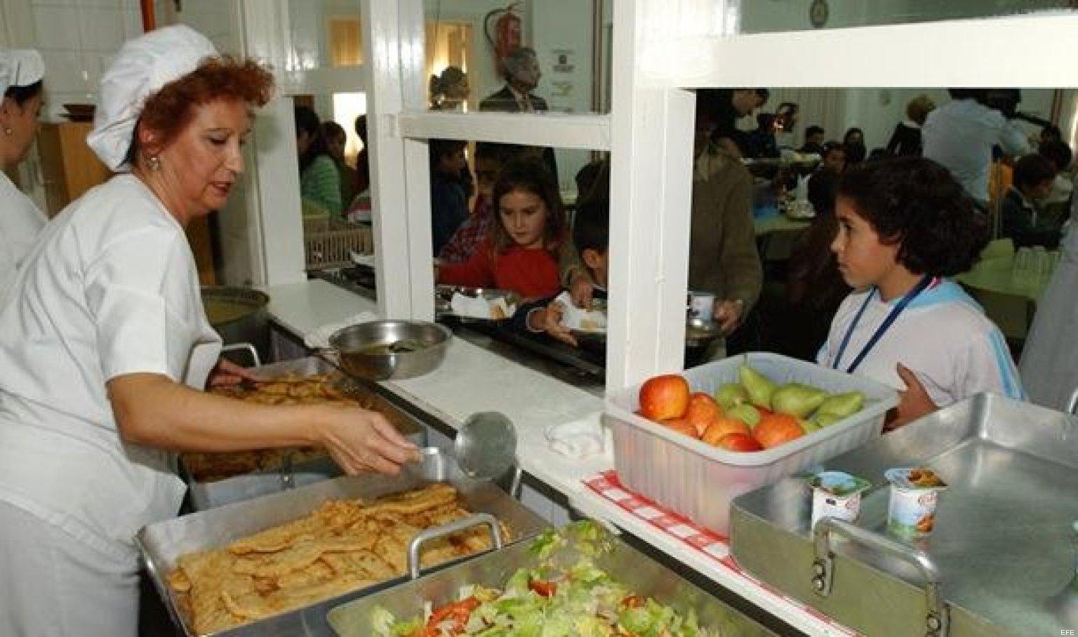 Espa a cobra hasta el 21 de iva al comedor escolar for El comedor escolar
