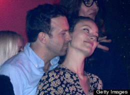 Olivia Wilde And Jason Sudeikis Show MAJOR PDA