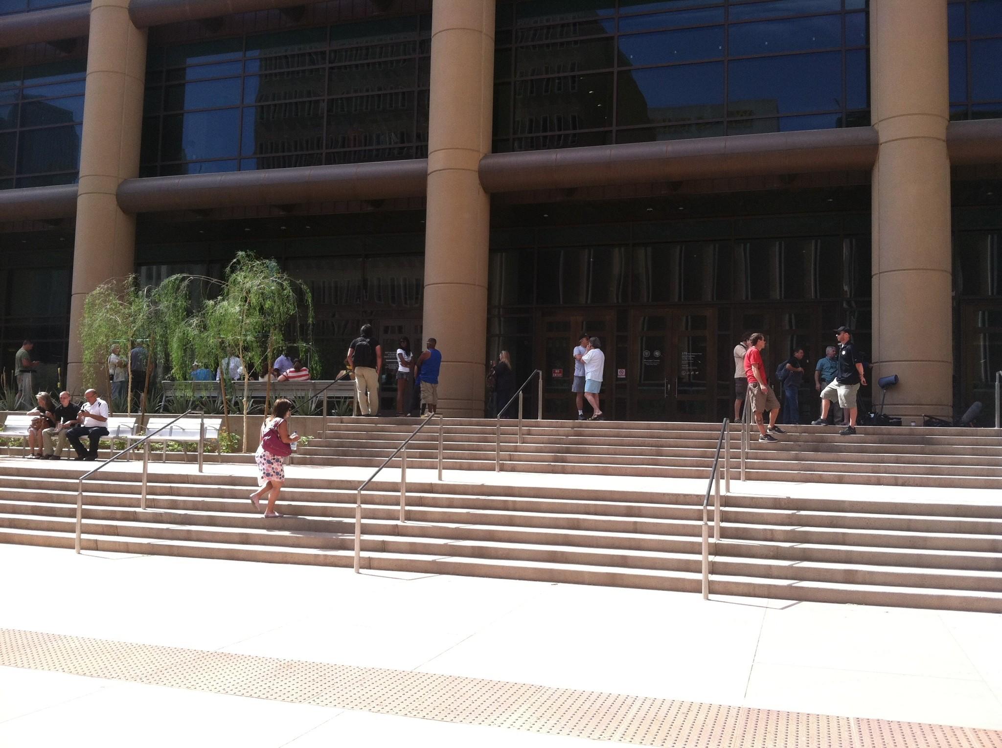 arias courthouse