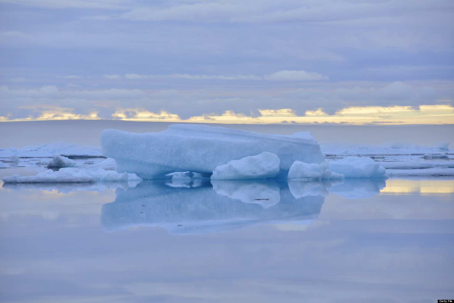 ocean acidification threatens arctic ecosystem  study shows