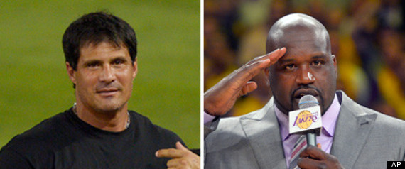 CANSECO SHAQ