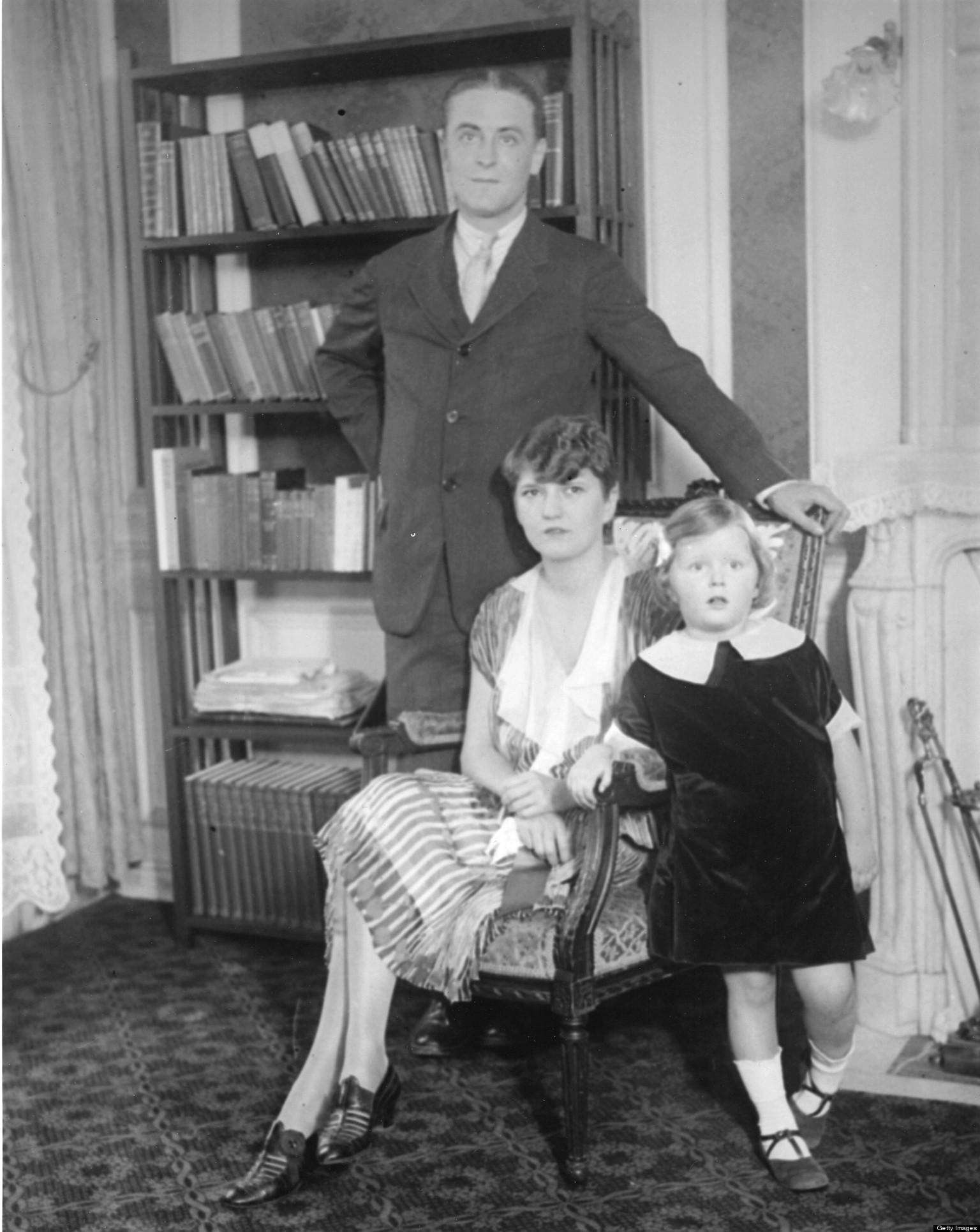 F Scott Fitzgerald Daughter Didn t Know About F  Scott