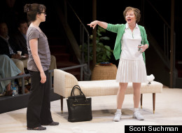 Tony-Nominated Play Opens In D.C.