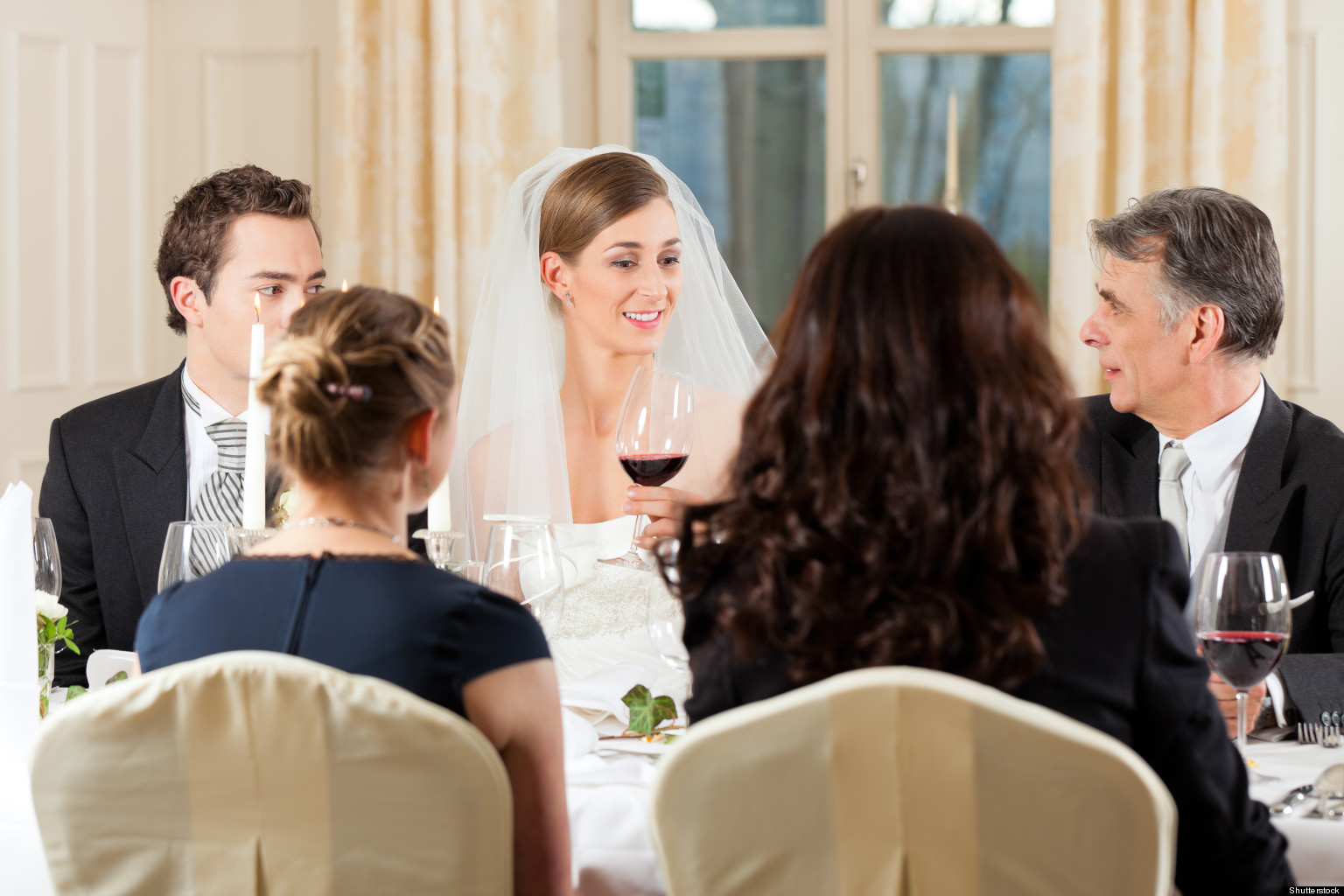 Wedding Etiquette: Would You Invite Your Ex To Your ...