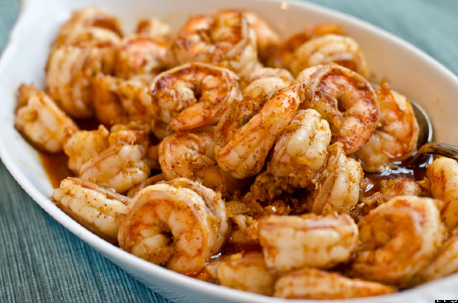 Dinner Tonight: Ginger, Garlic & Chili Shrimp   HuffPost