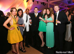 LOOK: Ball On The Mall Raises Money For National Mall Trust
