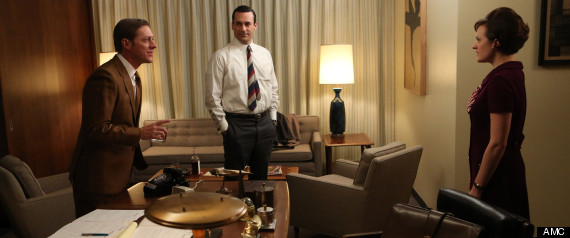 Mad Men Merger