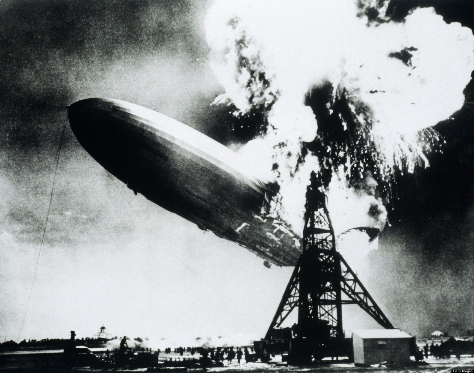 The demise of the hindenburg the last great passenger zeppelin