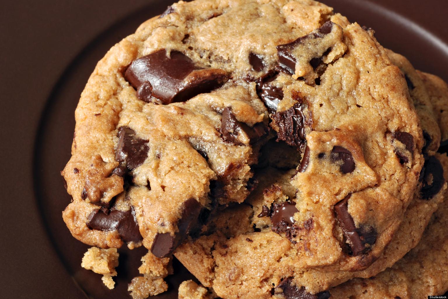 Chunky Chocolate-Chip Cookies