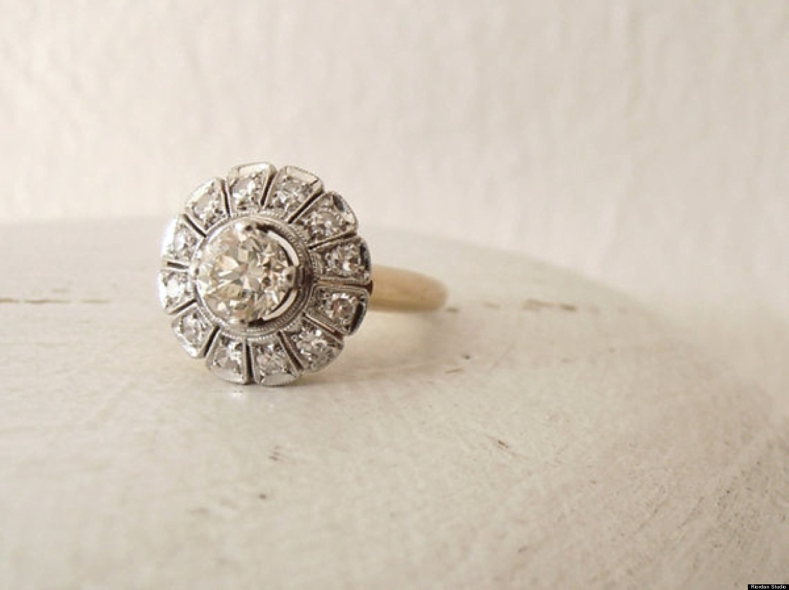 Vintage Engagement Rings To Suit Every Indie Bride PHOTOS HuffPost