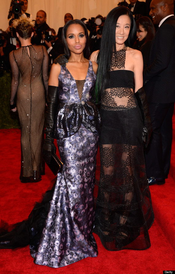kerry washington met gala dress