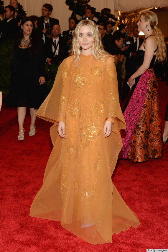 ashley olsen met gala