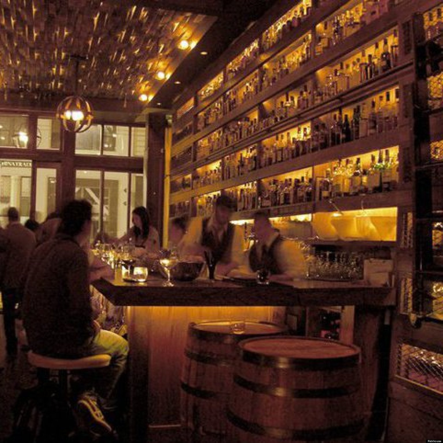 Rickhouse San Francisco Named One Of The Best Whiskey Bars