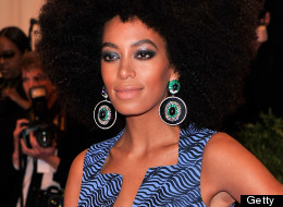 PHOTOS: See Solange's 2013 Met Gala Gown