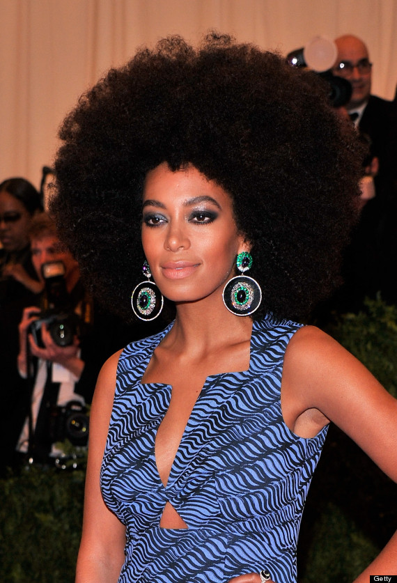 solange knowles met gala dress