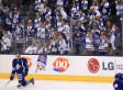 'Toronto Stronger' Sign Held By Maple Leafs Fan At Game 3 vs. Boston Bruins Sparks Outrage