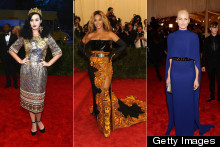 Met Ball 2013: All The Dresses