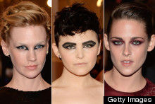 Met Ball 2013 Beauty: Smoky Eyes And Vamp Lips