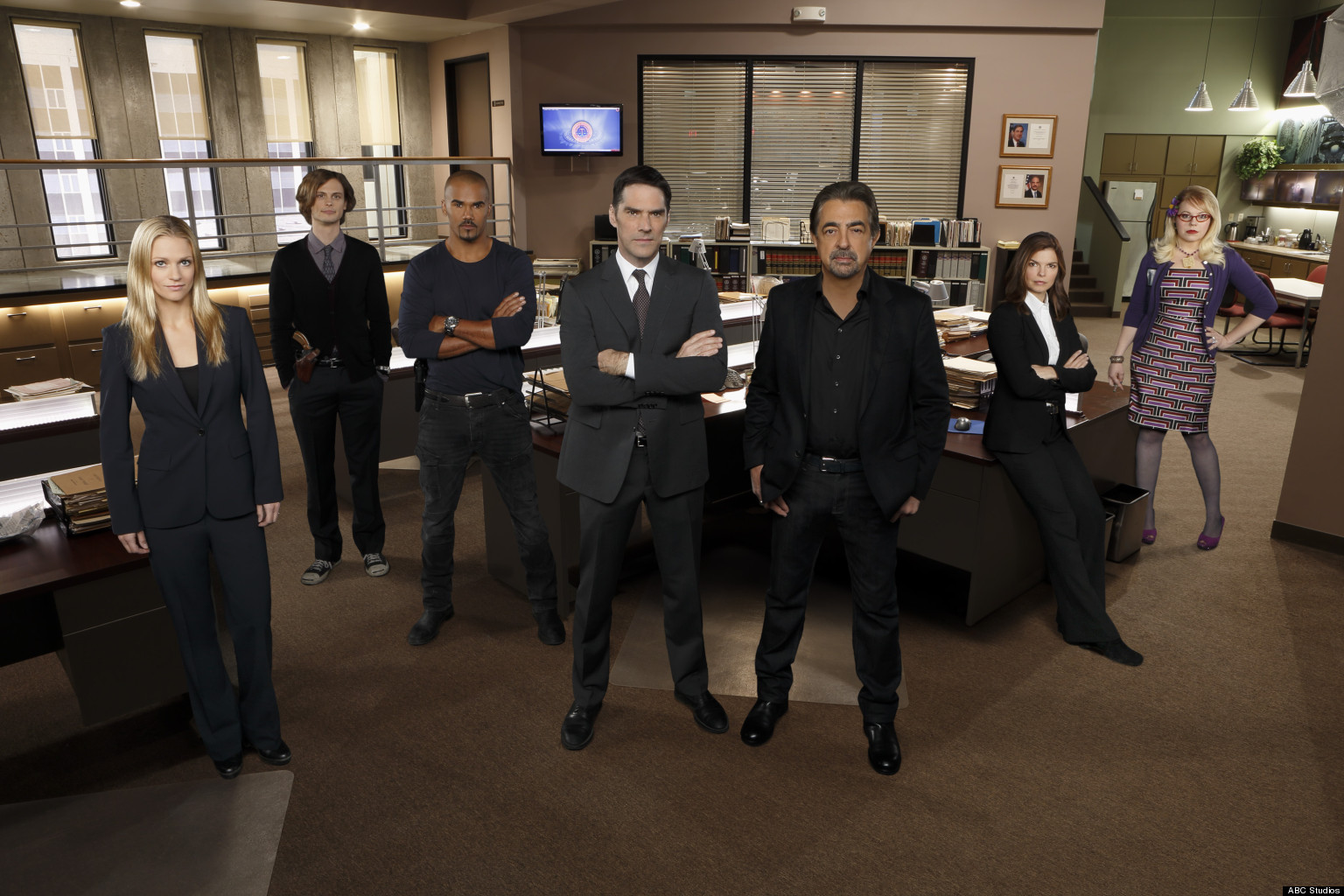 Criminal Minds Season 9 Cast