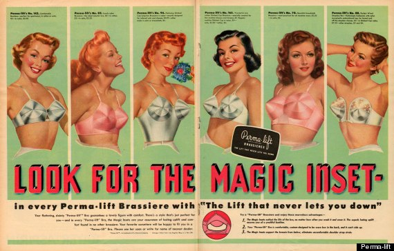 Best Bra Ads http://www.huffingtonpost.com/2013/05/07/vintage-bras-1950s-ad-photo_n_3228995.html