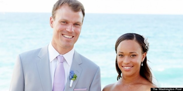 paige johnson daughter of bet cofounders weds dudley