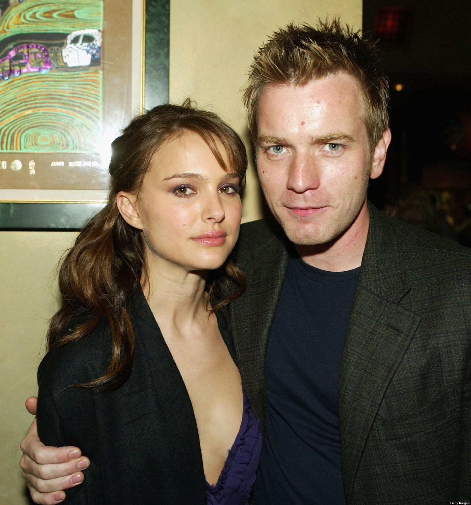 Ewan McGregor Reunites With Natalie Portman