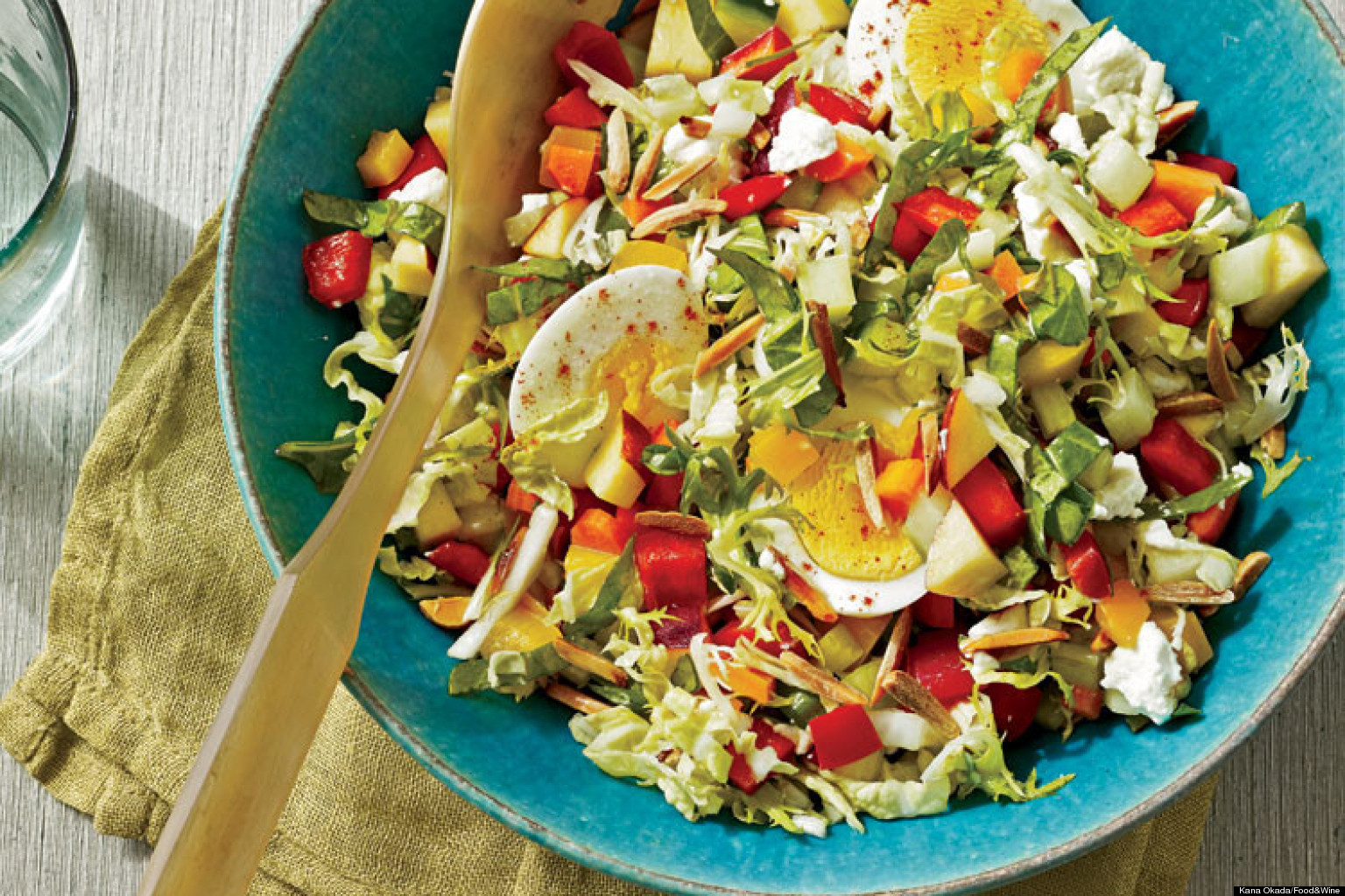 recipe of the day chopped salad huffpost
