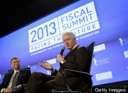 Bill Clinton Paul Krugman