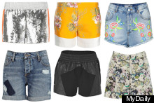 Now Summer Is Here It's ALL About The Shorts
