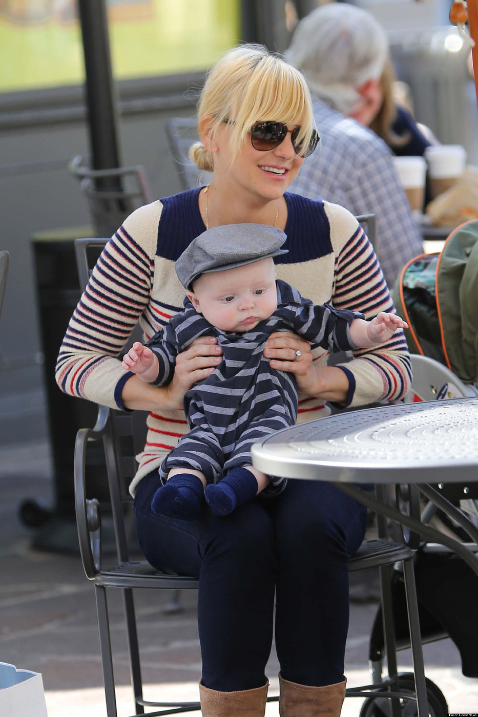 Celebrity Mothers Set Bar Too High For Non Famous Women: New Celebrity Moms Celebrating Their First Mother's Day