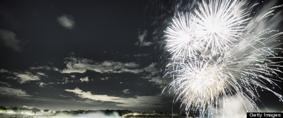 BEST PLACES VICTORIA DAY FIREWORKS