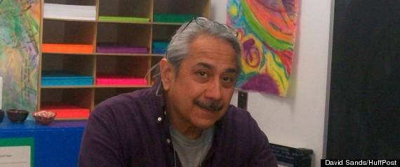 VITO VALDEZ DETROIT PUBLIC ARTIST