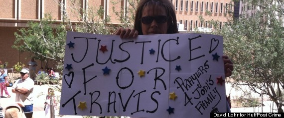 justice for travis