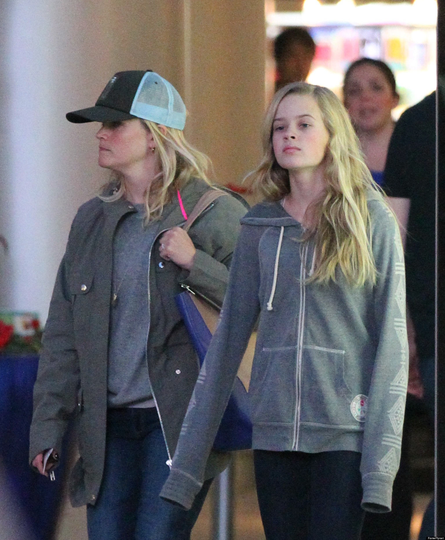 Reese Witherspoon's Daughter Is Her Look-Alike