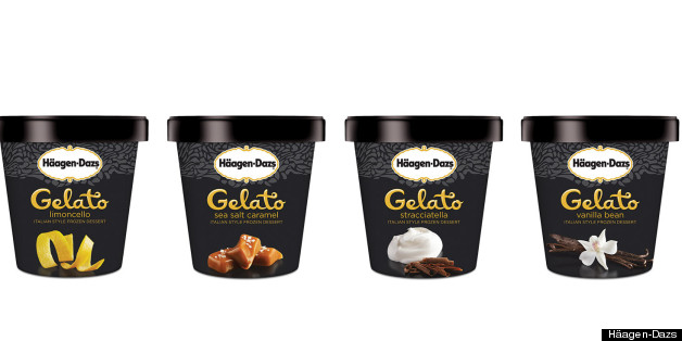 H agen dazs gelato taste test leaves us unsatisfied huffpost for Gelati haagen dazs