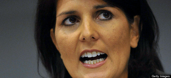 Dem Thinks Nikki Haley Should Go Back To 'A Dress Store'