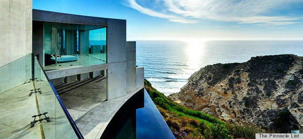 PHOTOS We Wish Lived In This Stunning Mountainside Mansion