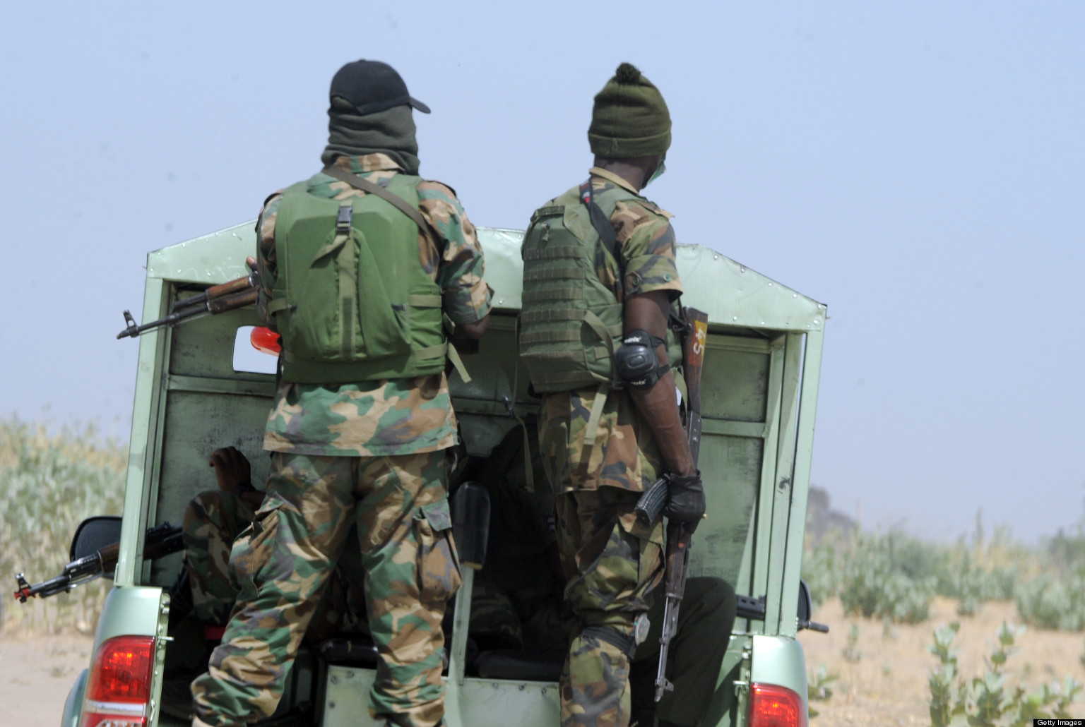 Dozens Killed In Coordinated Attacks In Nigeria