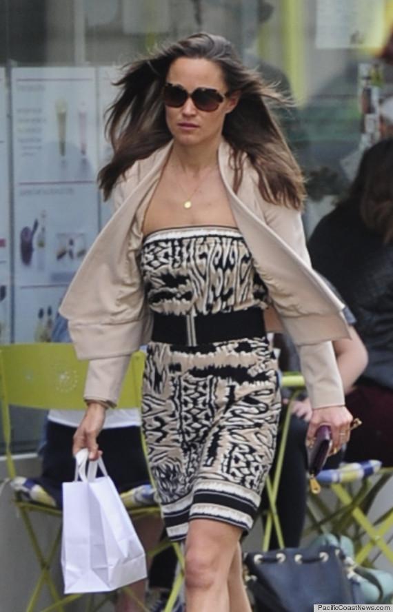 kate middleton strapless dress