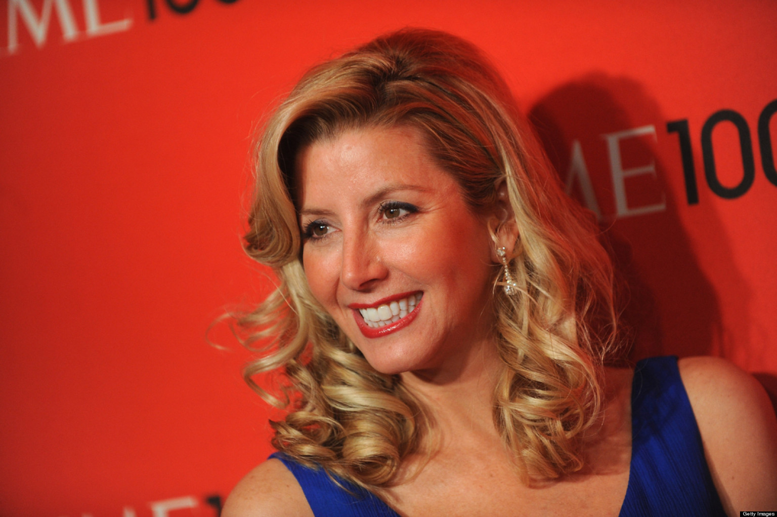 Sara Blakely, Spanx Founder, Is First Woman Billionaire To ...