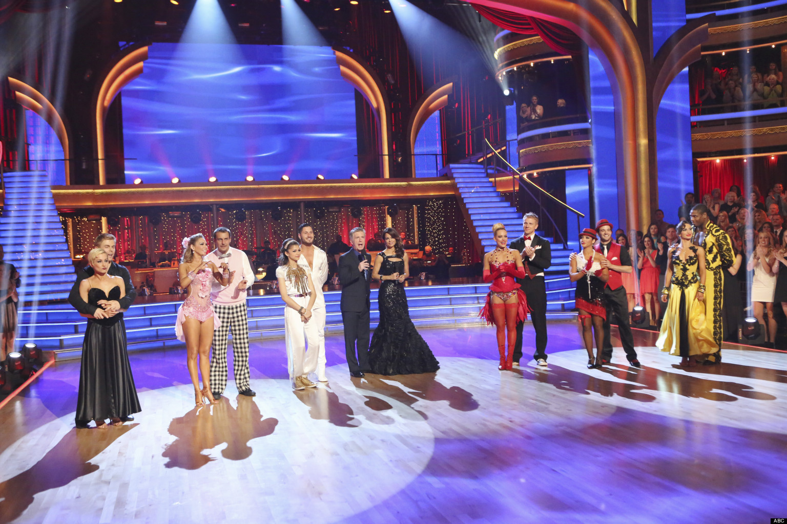 Dancing with the Stars Season 8 Cast