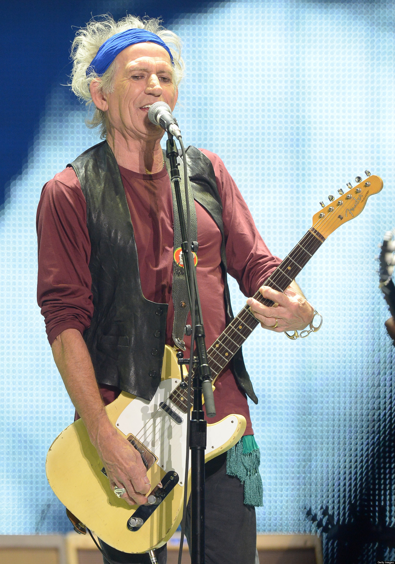 Keith Richards My Most Spectacular Moment Was In Sacramento Huffpost