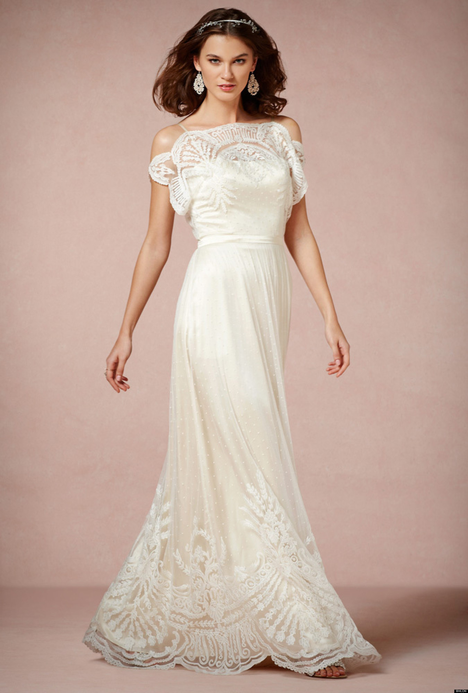 20 Gatsby Worthy Wedding Dresses