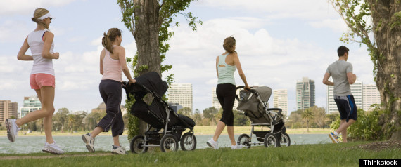 TIPS GETTING PREGNANT EXERCISE FERTILITY