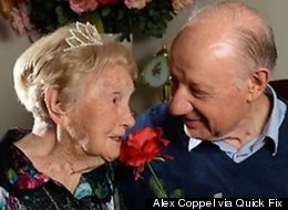 106-year-old Woman Enjoys 'Living In Sin' With 73-year-old Boy Toy