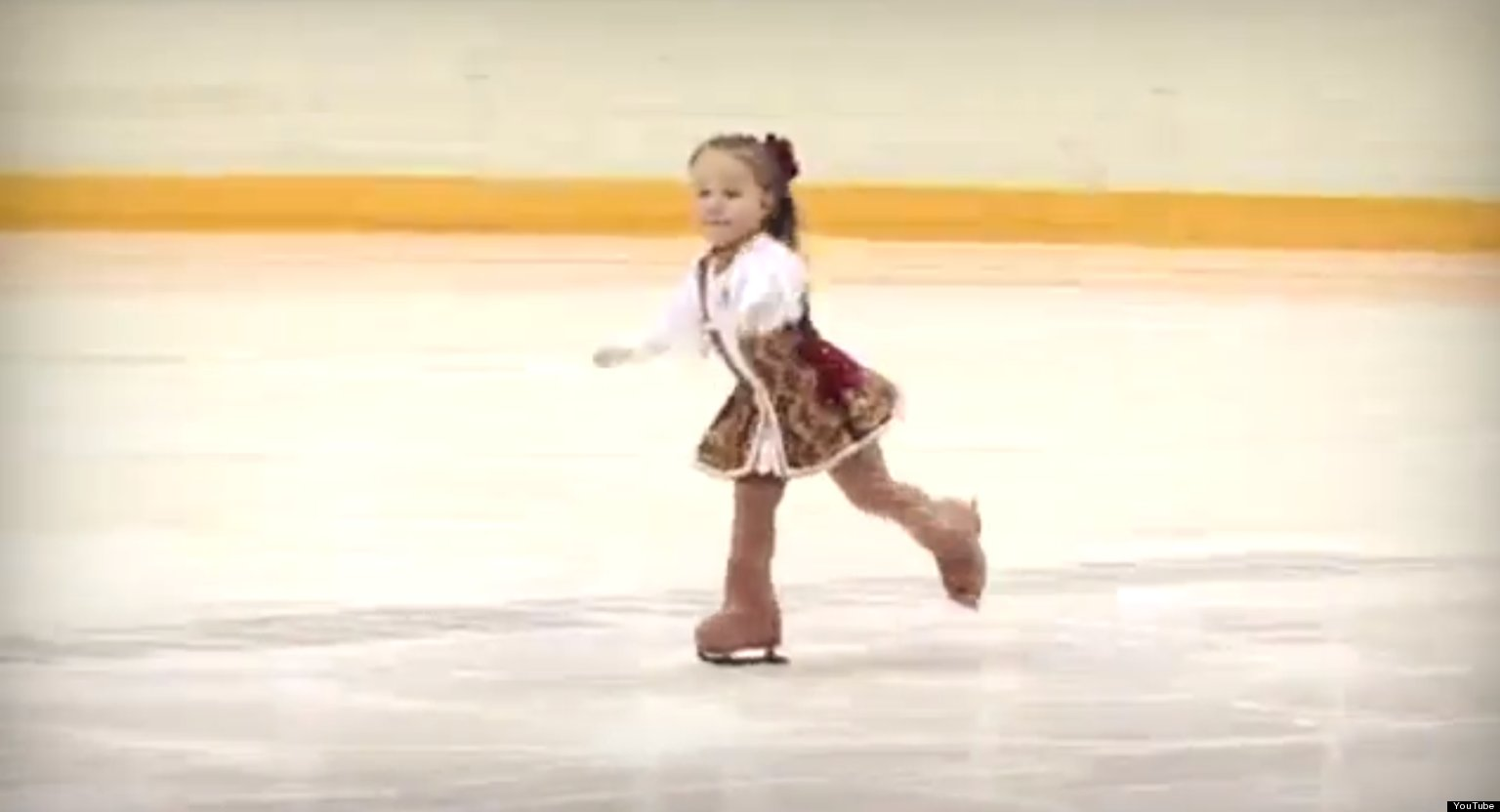 Two-Year-Old Girl Is Already A Better Skater Than You'll ...