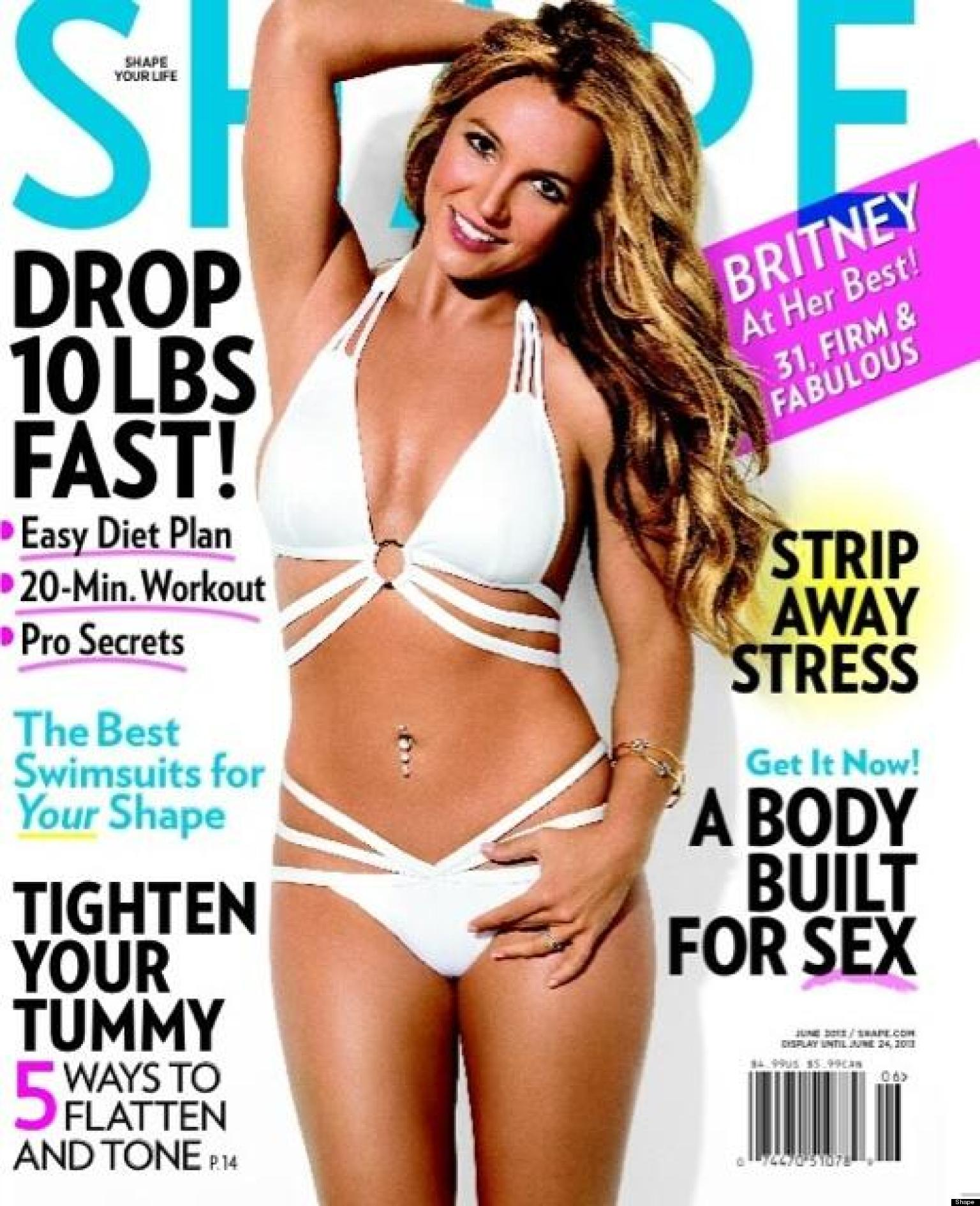 Britney Spears Dons Bikini, Laments The Difficulty Of Dieting