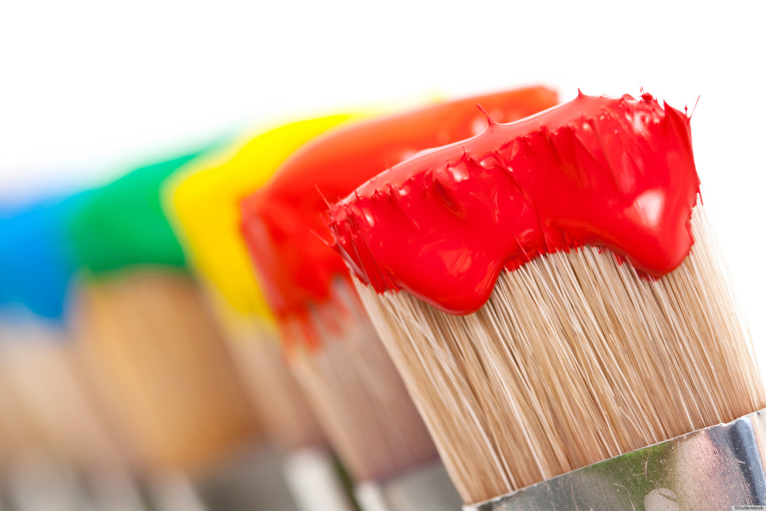 The Only Painting Supplies You Really Need Huffpost