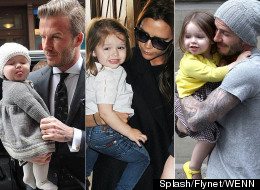 80 Pictures Of Harper Beckham Guaranteed To Make You Go 'Awwww'